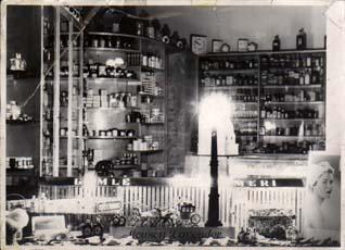 Gimle Parfymeri anno 1939