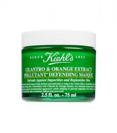 Kiehl's Cilantro & Orange Extract Pollutant Defending Masque 100ml