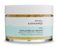 Karmameju Nova Exfoliating salt balm 350ml