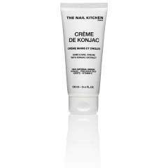 The Nail Kitchen Hand & Nail Cream with Konjac Extract 100ml