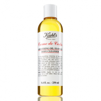 Kiehl's Creme de Corps Smoothing Oil to Foam Body Cleanser 250ml