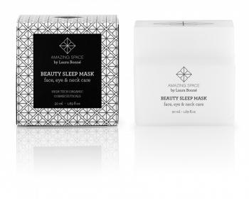 Amazing Space Beauty Sleep Mask Face, Eye & Neck Cure 50ml