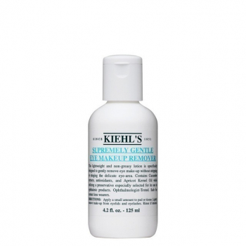 Kiehl's Supremely Eye Makeup Remover 125ml