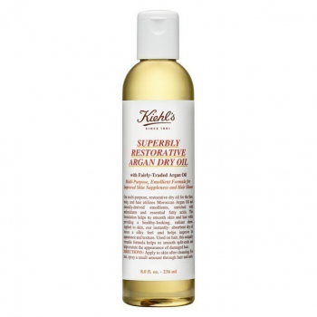 Kiehl's Superbly Restorative Argan Dry Oil 236ml