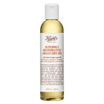 Kiehl's Superbly Restorative Argan Dry Oil 125ml