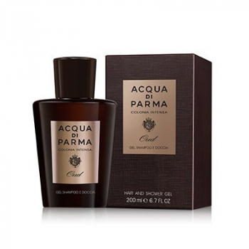 ACQUA DI PARMA  Colonia Intensa Oud Shower Gel 200ml