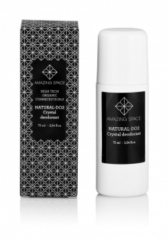 Amazing Space Natural Do-2 Crystal Deodorant 75ml