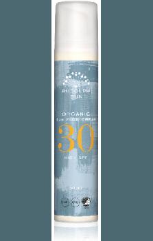Rudolph Sun Organic Sun Face Cream SPF 30 50ml