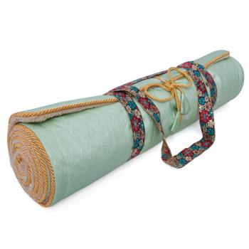 Holistic Silk Yogamatte Jade