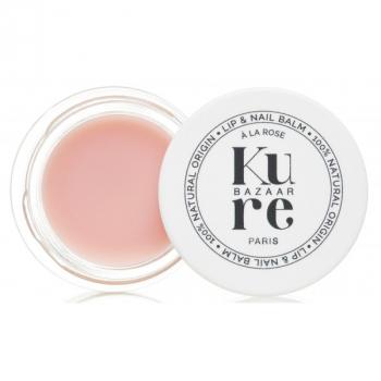 Kure Bazaar Lip & Nail Balm Rose 15ml