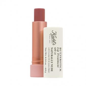 Kiehl's Butterstick Lip Treatment SPF 25 NATURALLY NUDE 4g