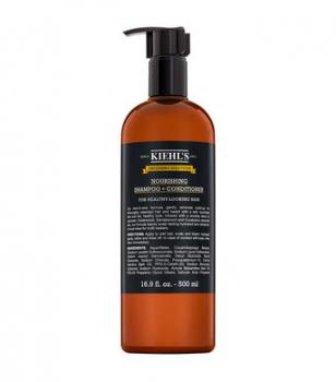 Kiehl's Grooming Solutions Nourishing Shampoo + Conditioner 500ml