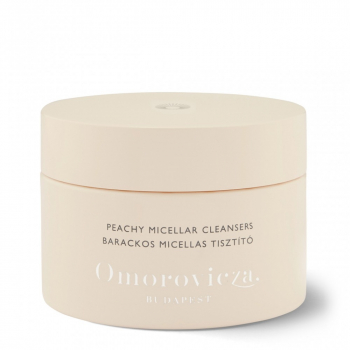 Omorovicza Peachy Micellar Cleansers 60stk