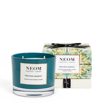 Neom Organics Christmas Precious Moment Candle 3 veker