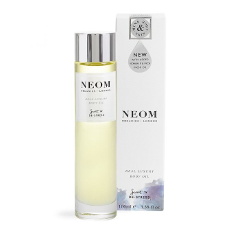 Neom Daily Real Luxury De-Stress Face, Body, & Hair Oil 100ml