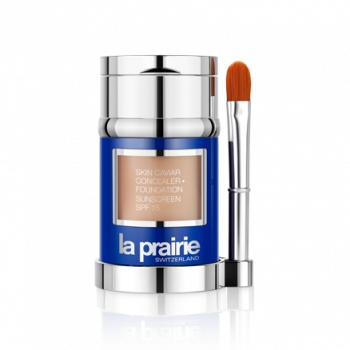 La Prairie Skin Caviar Concealer Foundation SPF 15 Amber Beige 30ml