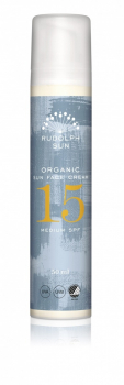 Rudolph Sun Organic Sun Face Cream SPF 15 50ml